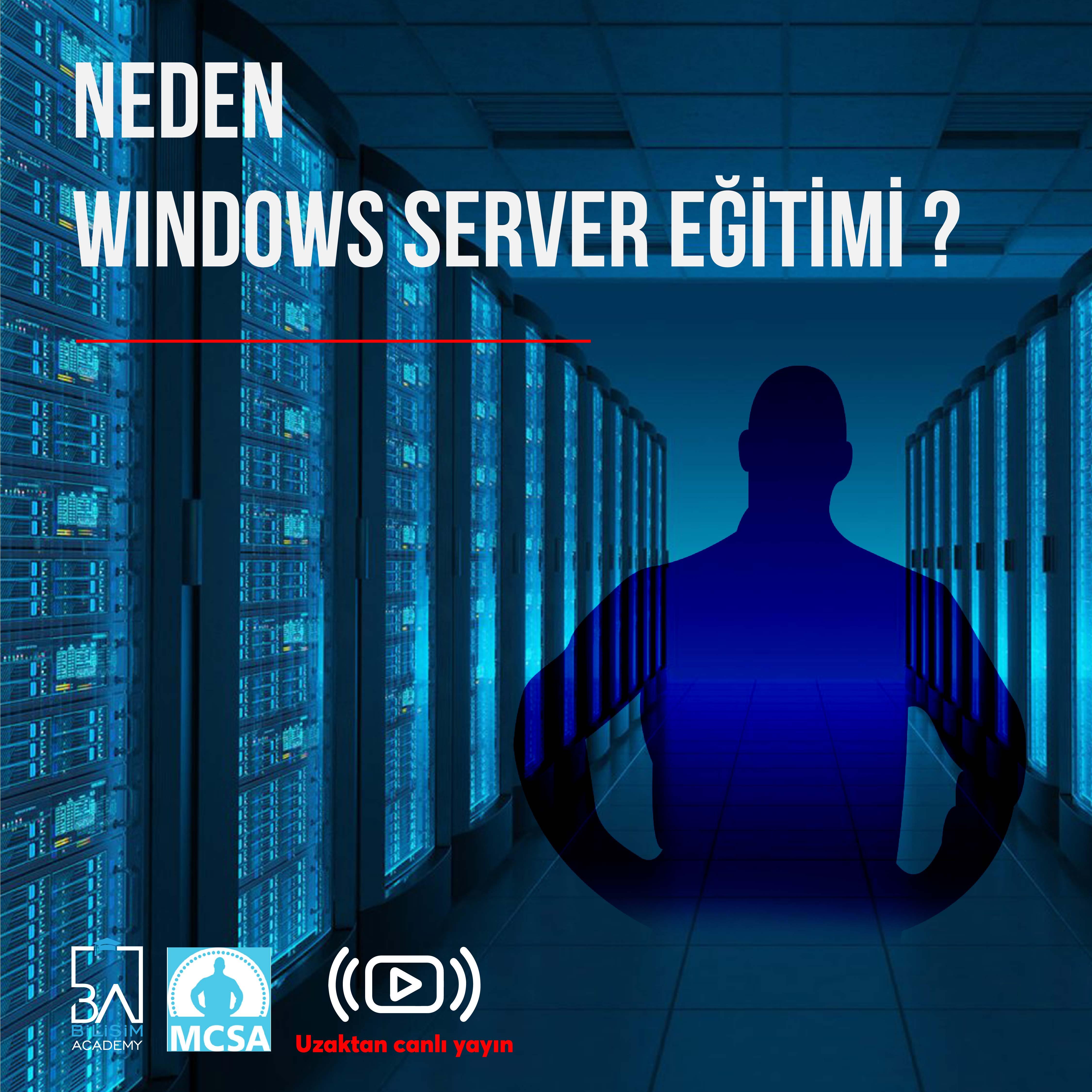 Microsoft Windows Server 2019 - Tanıtım