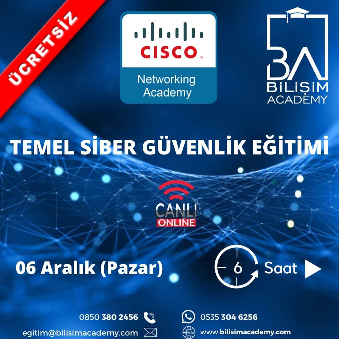 Temel Siber Güvenlik Eğitimi - Tanıtım